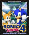 PlayStation Network - Sonic the Hedgehog 4 - Episode II Boxart