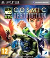 Ben 10 Ultimate Alien - Cosmic Destruction Boxart