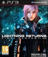 Lightning Returns: Final Fantasy XIII Boxart
