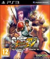 Super Street Fighter IV Boxart