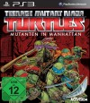 Teenage Mutant Ninja Turtles: Mutanten in Manhattan Boxart