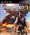 Uncharted 3: Drake´s Deception Boxart