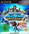 PlayStation All-Stars: Battle Royale Boxart